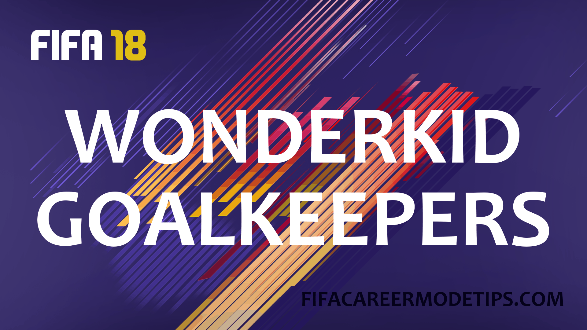 Wonderkid Goalkeepers
