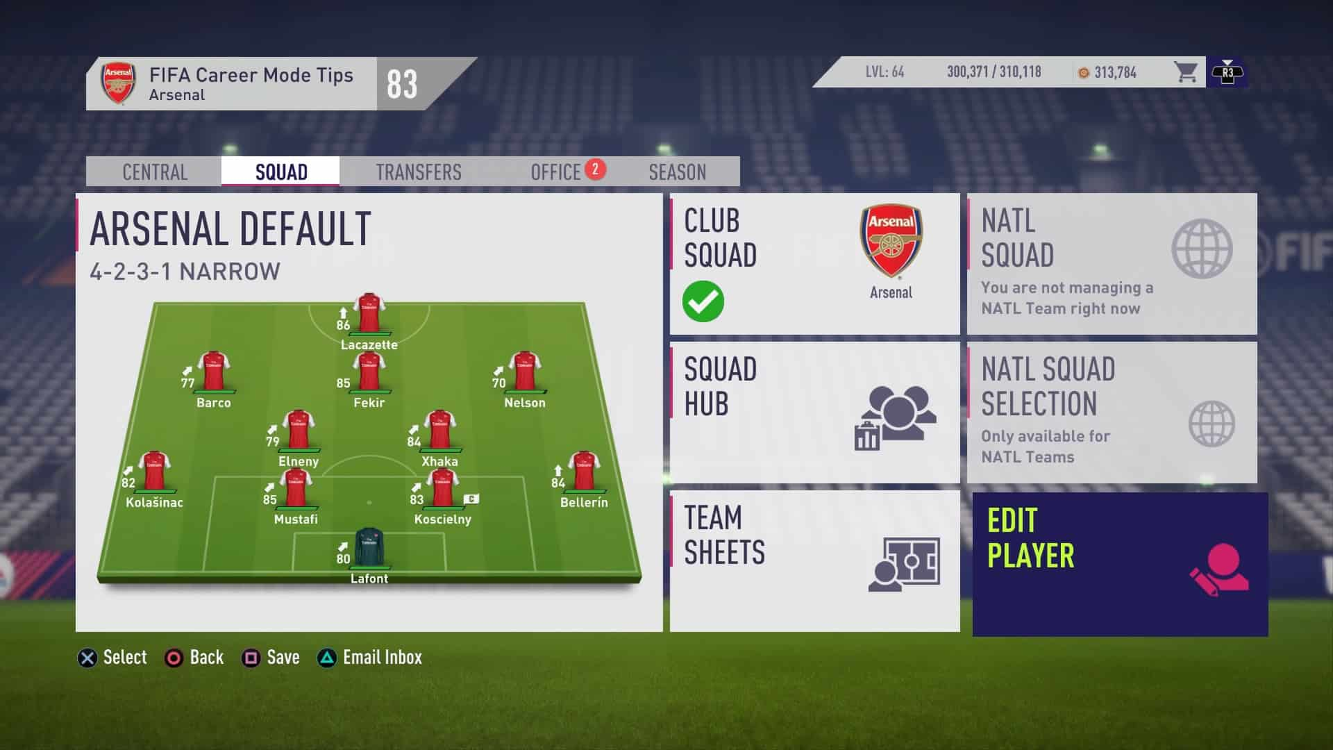 How to Edit Player Appearance in FIFA 18