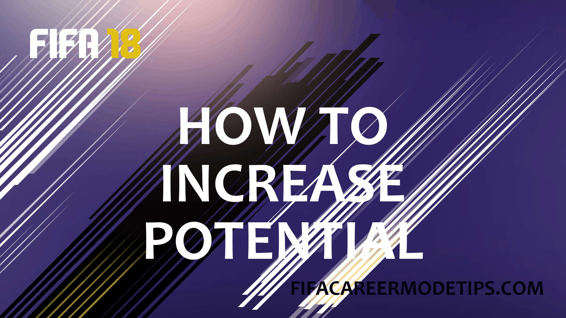 How to Increase Potential