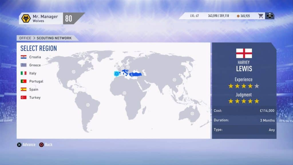 Scouting Network Setup in FIFA 19 - FIFA Career Mode Tips
